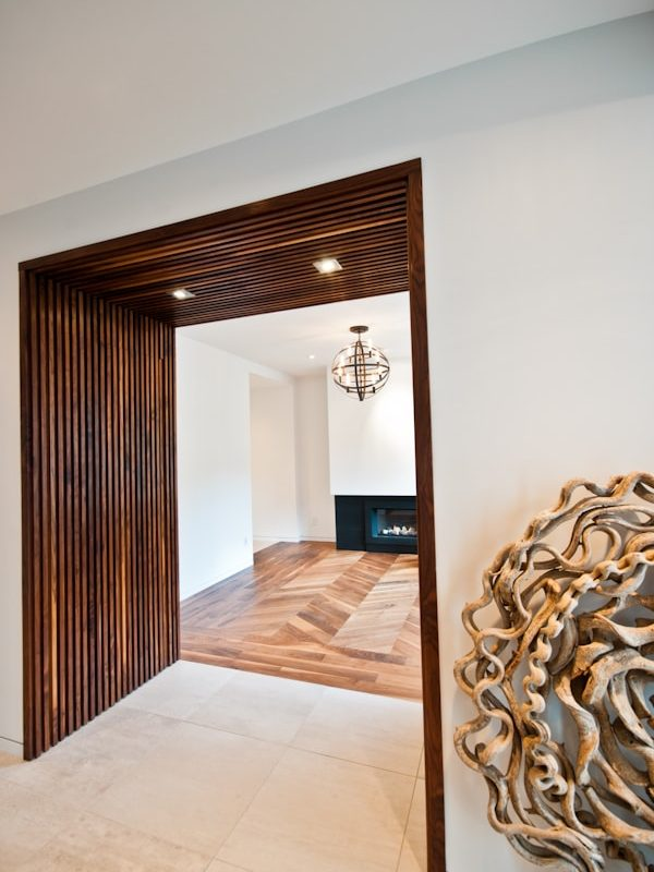 Daley resident - Strait wall panel ScanWest